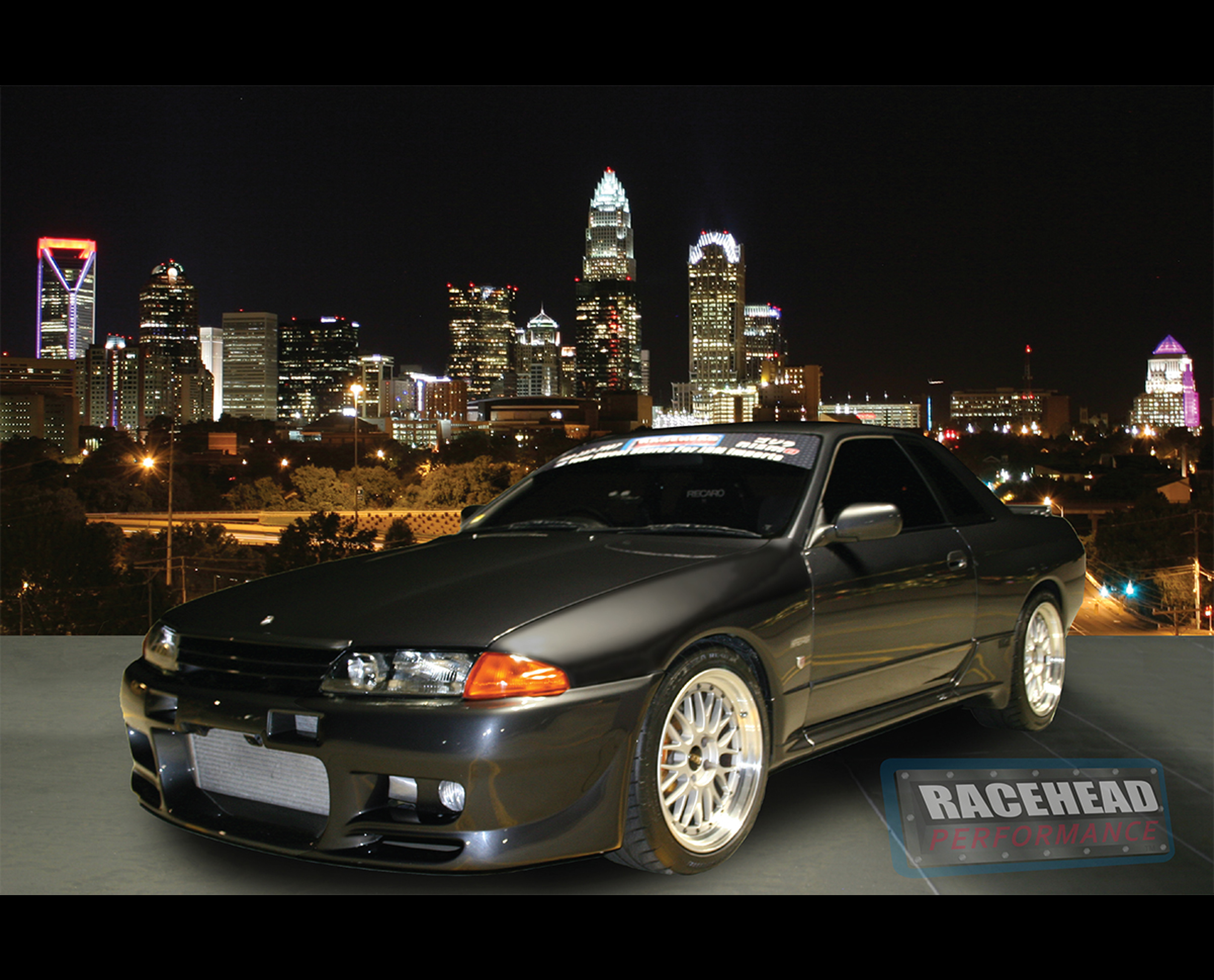 1990 Nissan Skyline GT-R Hasegawa Power Service Edition – Available